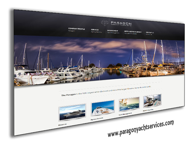Paragon yacht Services